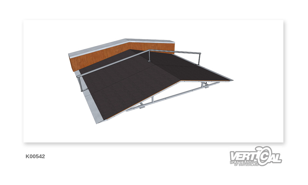 Roof Box 600 (1.32m+2.4m) +...
