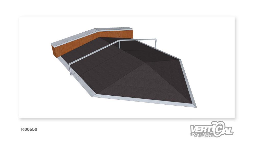 Roof Box 600 (1.32m+2.4m)...