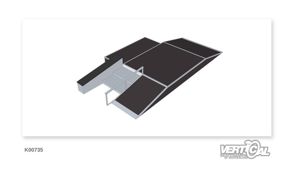 Skate Plaza 8