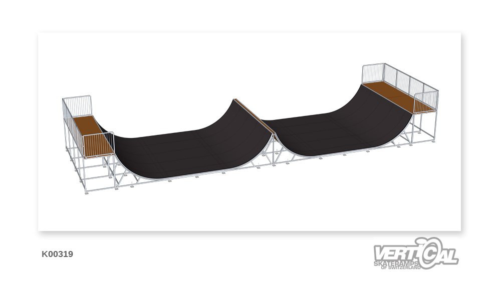 Miniramp Spine 1900 6m