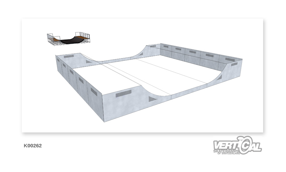Enclosure for Miniramp 1000...