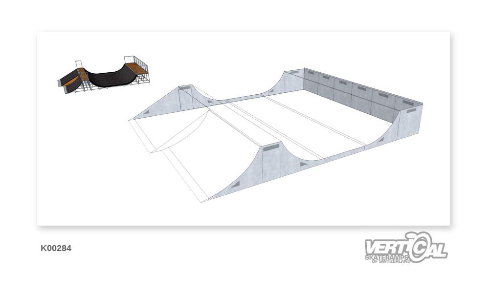 Enclosure for Miniramp 1400...