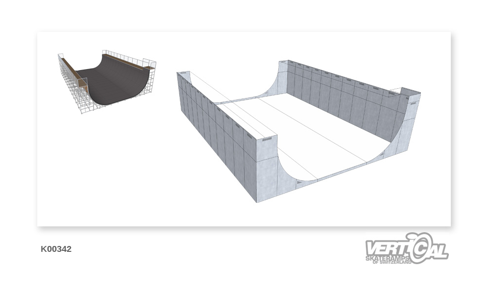 Enclosure for Halfpipe...
