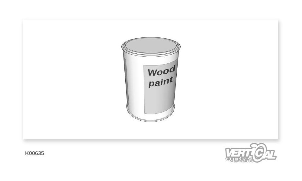 Wood preservation glaze