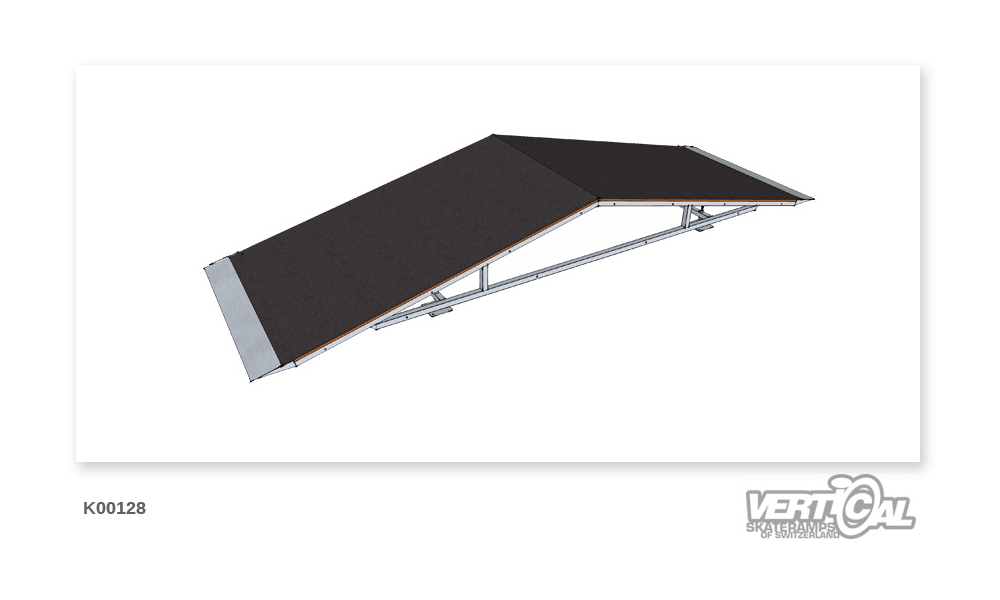 Roof Box 600 1.32m