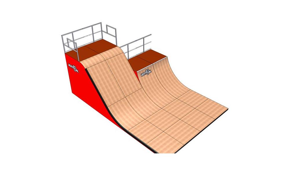 Roll In 1.5 m