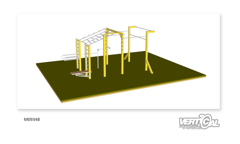 Street Workout Station
